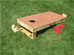 Cornhole Boards in Randall OH - Party Safari