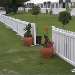 Chair Covers Rental Cleveland Ohio Nautica Beach Chairs And Umbrella Event Fence, 6' White - Party Safari Tent &