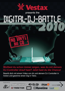 Vestax Digital Dj Battle 2010