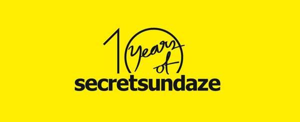 10 years secretsundaze James Priestley + Giles Smith sectretsundaze CD Release: 15.07.11