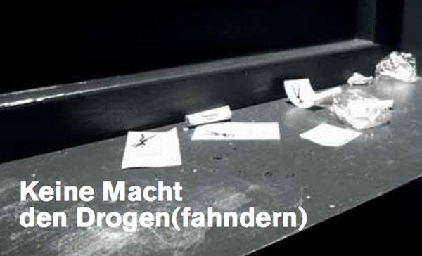 Kolumne PARTYSAN Berlin. Bericht für die Global Commission on Drug Policy