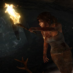 Lara Croft Tomb Raider Debüt Trailer »Turning Point« von Square Enix auf PC, XBox und Playstation.