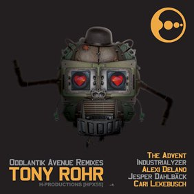 Tony Rohr, H-Productions, The Advent, Alexi Delano, Cari Lekebusch, The Industrialyzer, Oddlantik Avenue Remixes, Techno, Jesper Dahlback, Remixes,