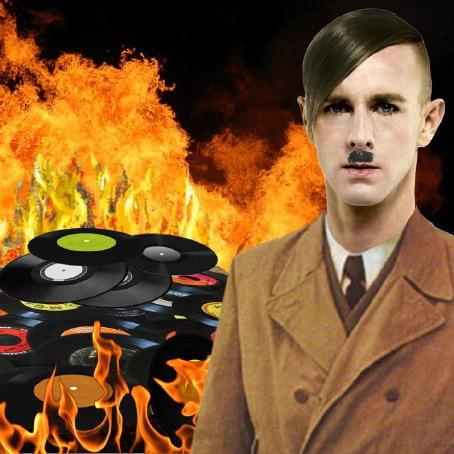 Richie Hawtin Vinyl Shitstorm