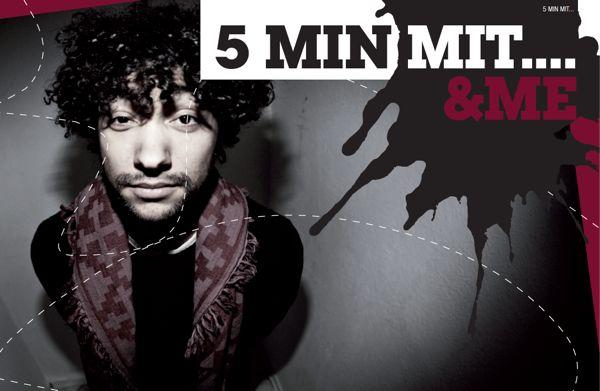 5 Minuten mit &me