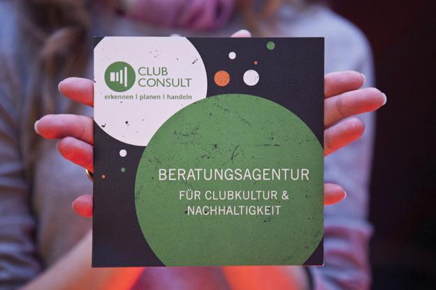 Beratungsagentur für Berliner Clubs und Veranstalter