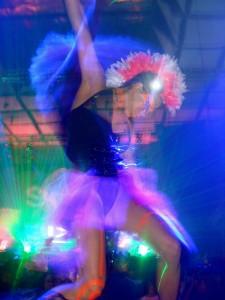 Privilege Ibiza Dancer