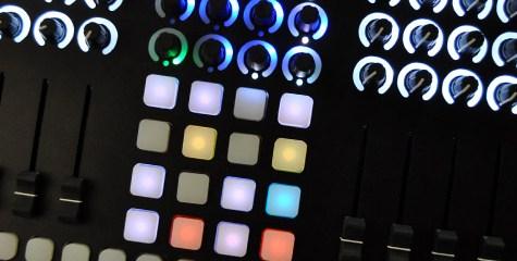 Hawtins new MIDI control service CNTRL:R