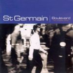 """St Germain - """"Boulevard – The Complete Series"""" (F Communications, 1995)"""