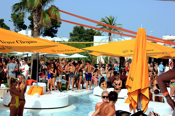Ocean Beach Club Ibiza San Antonio