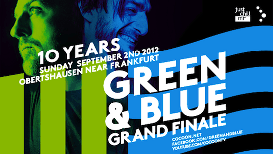 Ten Years Green and Blue 2012 - The Grand Finale!