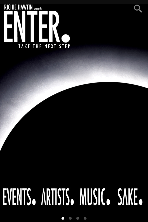 ENTER app
