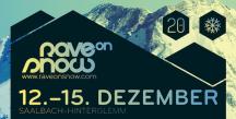 Rave on Snow 2013. 20 Jahre Jubiläums-Festival in Saalbach/Hinterglemm mit Sven Väth, Extrawelt, Chris Liebing, Matthias Tanzmann u.v.a.m.