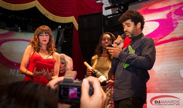DJ Awards 2014 Jamie Jones