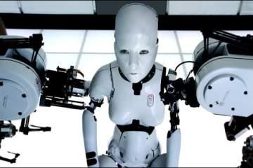 Björk und Chris Cunningham. Björk - All is full of love