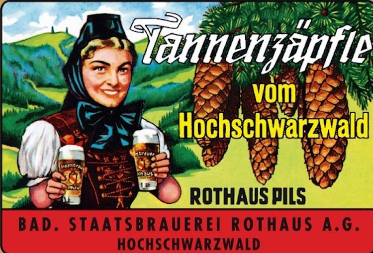 Tannenzäpfle – Das Kultbier aus dem Schwarzwald. Bier aus 1000m Höhe