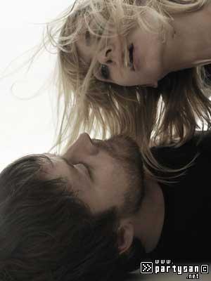 Dapayk & Eva Padberg Interview Album Release Black Beauty