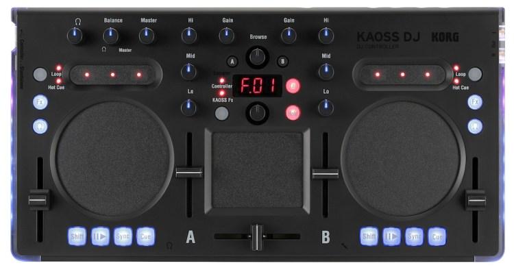 KAOSS DJ Controller Vorstellung Neuheiten von der NAMM 2015