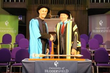 Richie Hawtin ist Ehrendoktor!