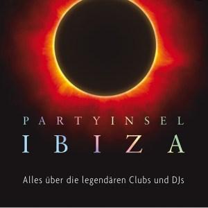 Partyinsel Ibiza - Das Buchcover