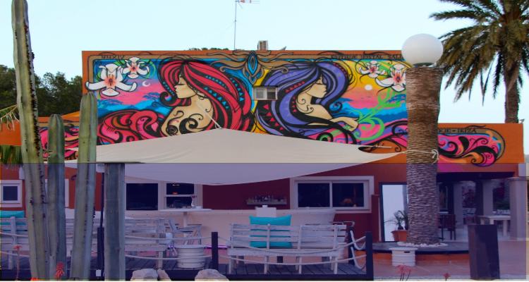 Das Boutique Hostal Salinas auf Ibiza