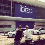 Pan-Pot beim Seasonbeginn auf Ibiza