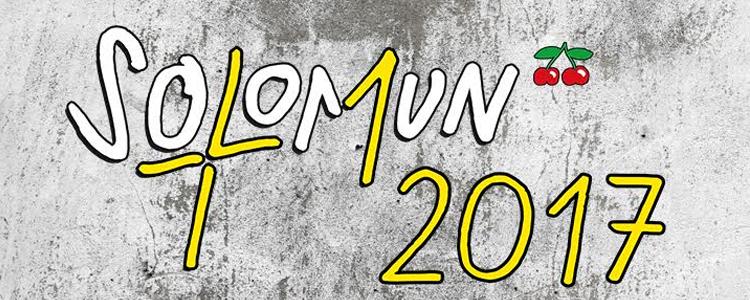 Solomun +1 2017