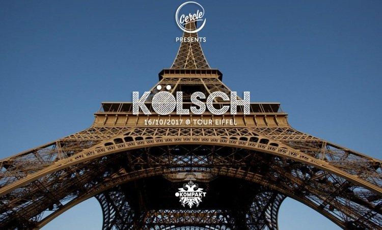 Kölsch Eiffel Tower