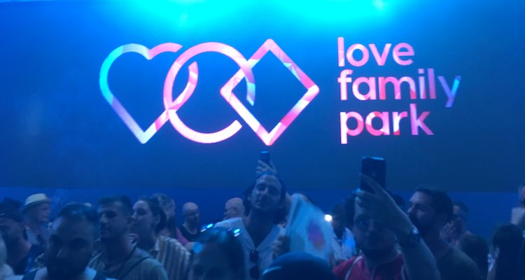Love Family Park 2018 - welcome to Rüsselsheim!