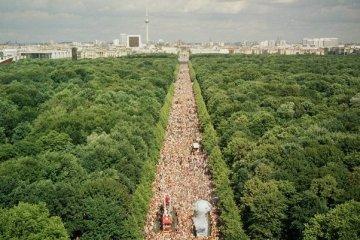 Loveparade 2003 Siegessäule