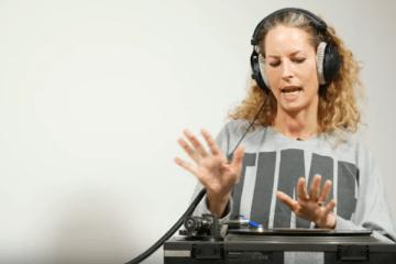 Monika Kruse im Techno Classics Quiz