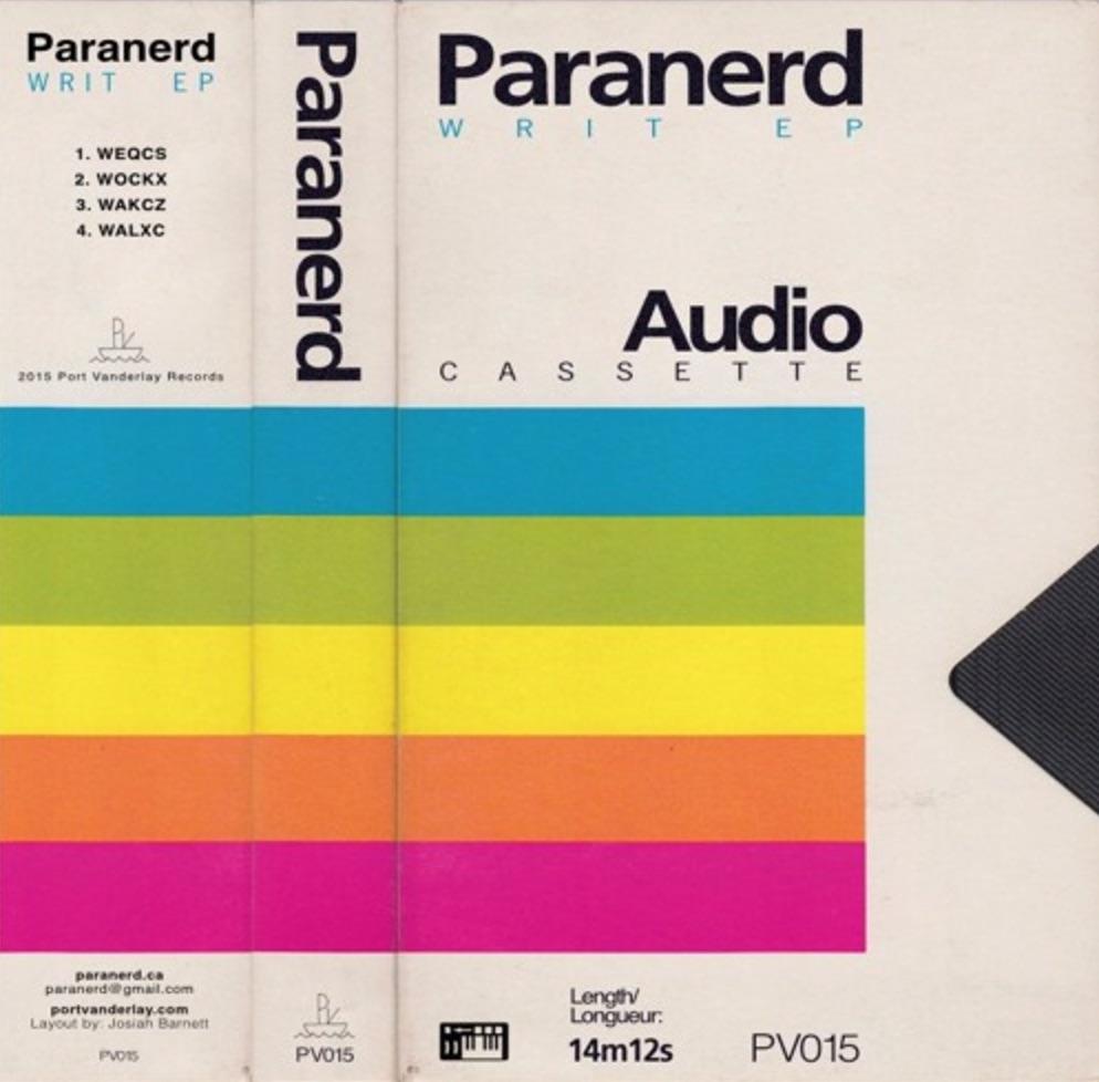 """Paranerd – """"New Works"""""""