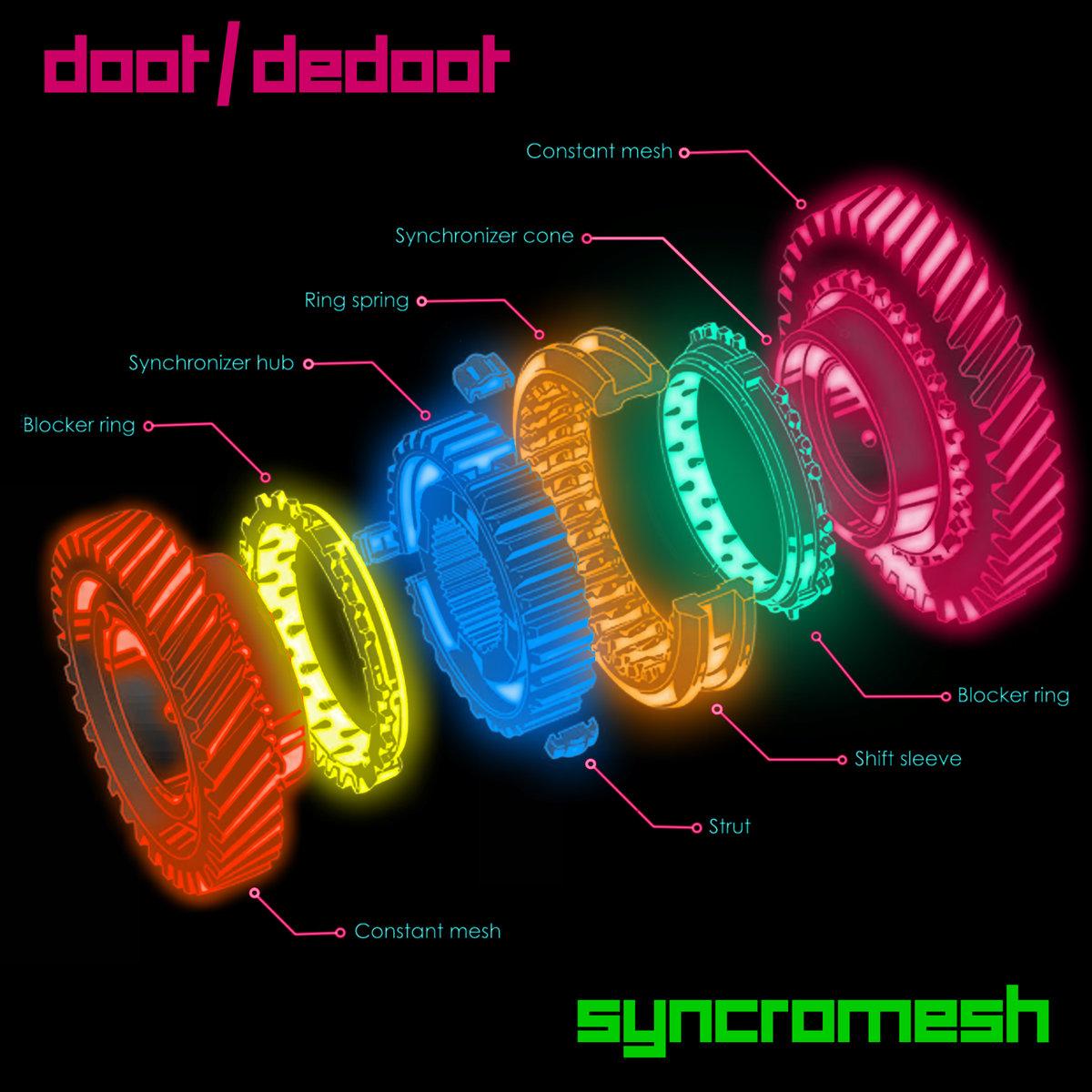 """Doot Dedoot – """"Syncromesh"""""""