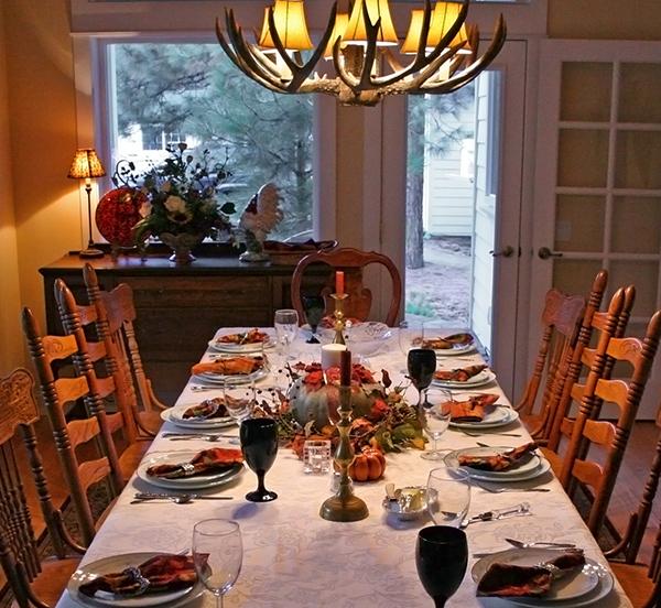 Party Simplicity Planning A Successful Thanksgiving Dinner