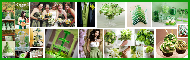 St. Patrick's Day Wedding Ideas and Inspiration
