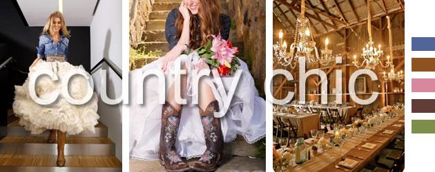 Country Western Wedding Invitation Design Challenge