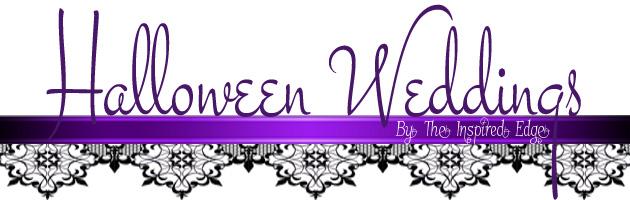 Halloween Wedding Blog