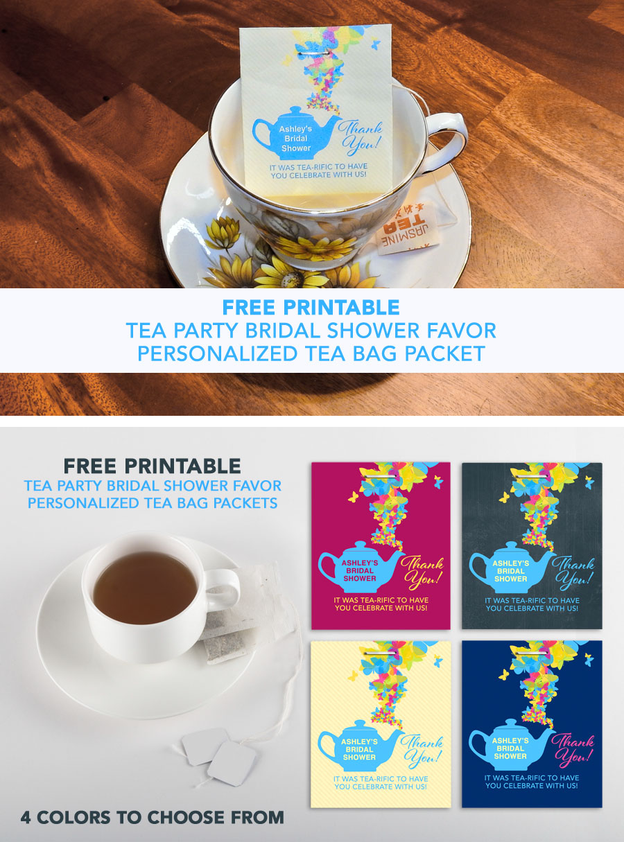 photograph about Tea Party Printable identified as Occasion Relieve Absolutely free Printable Tea Social gathering Bridal Shower Tea