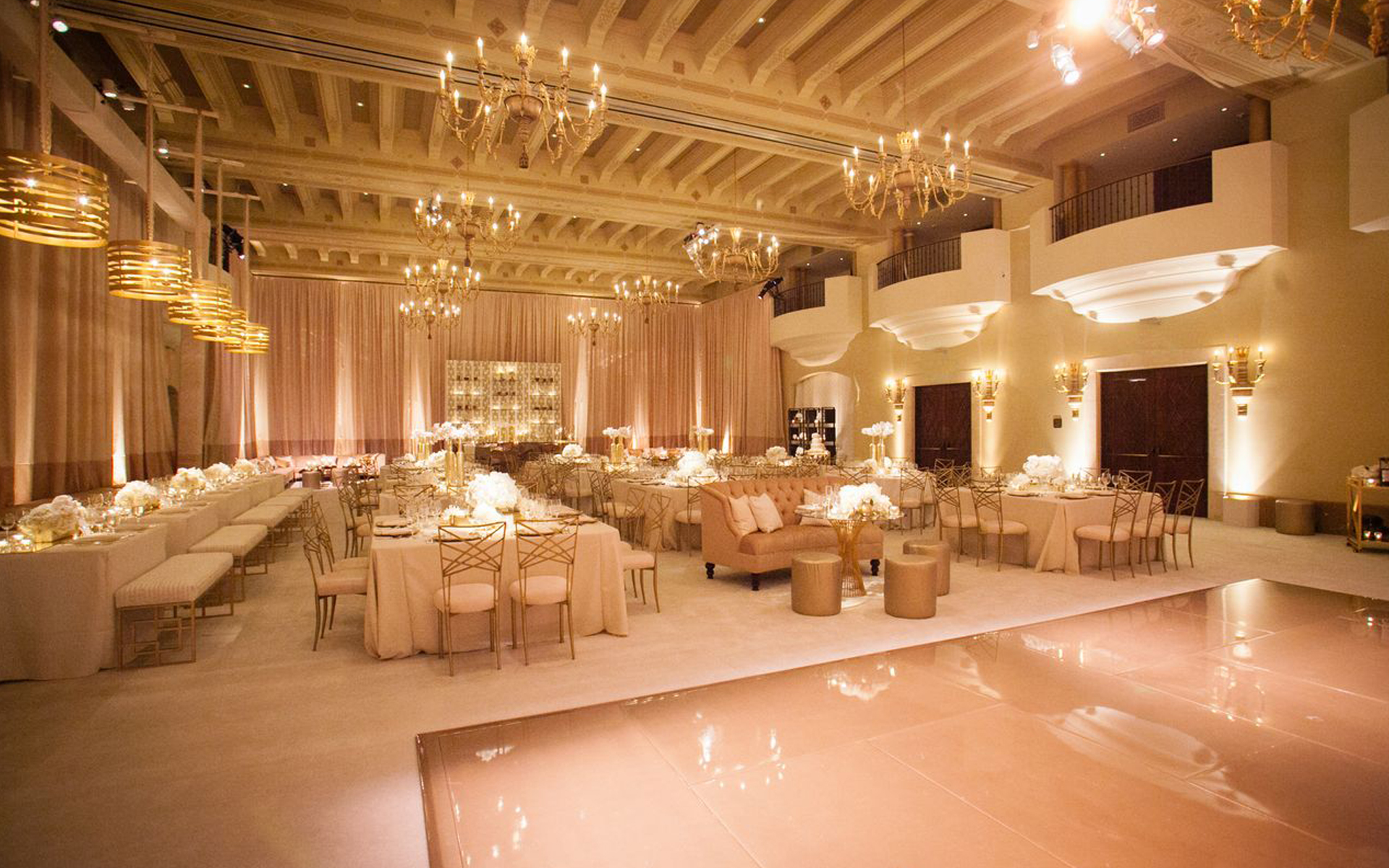Montage Beverly Hills Marquesa Ballroom Partyslate