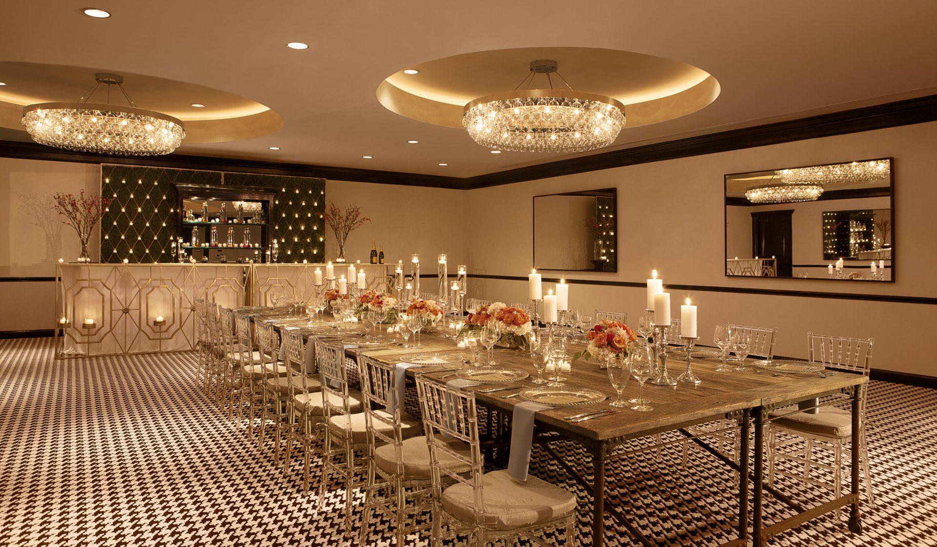 Hotel Zaza Dallas Metropolitan Ballroom Partyslate