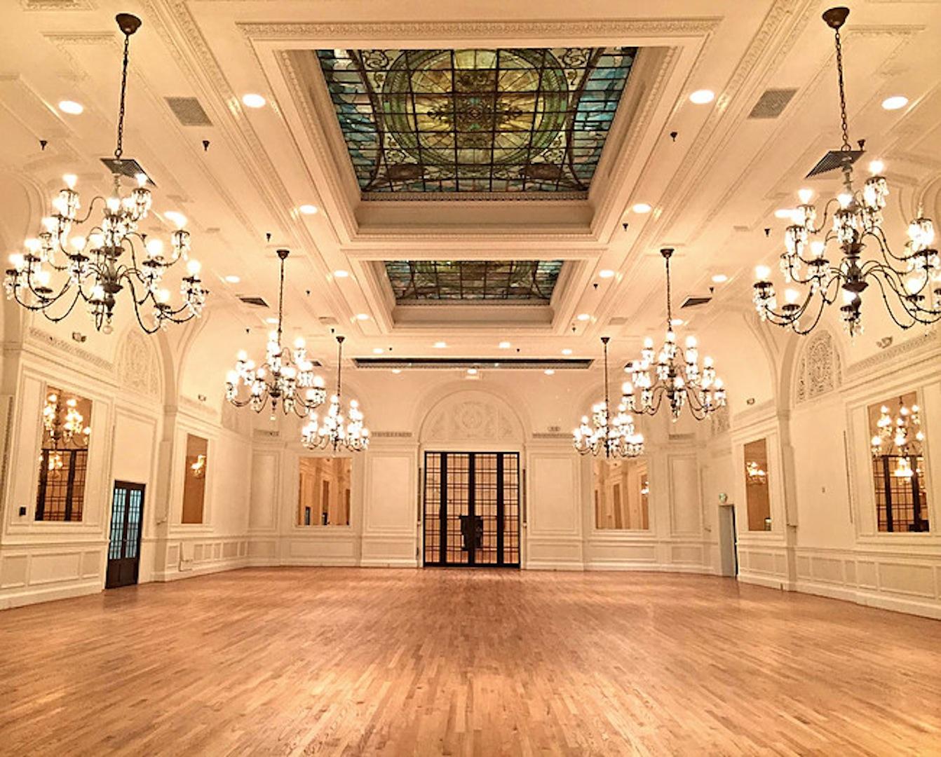 Alexandria Ballrooms Palm Court Ballroom