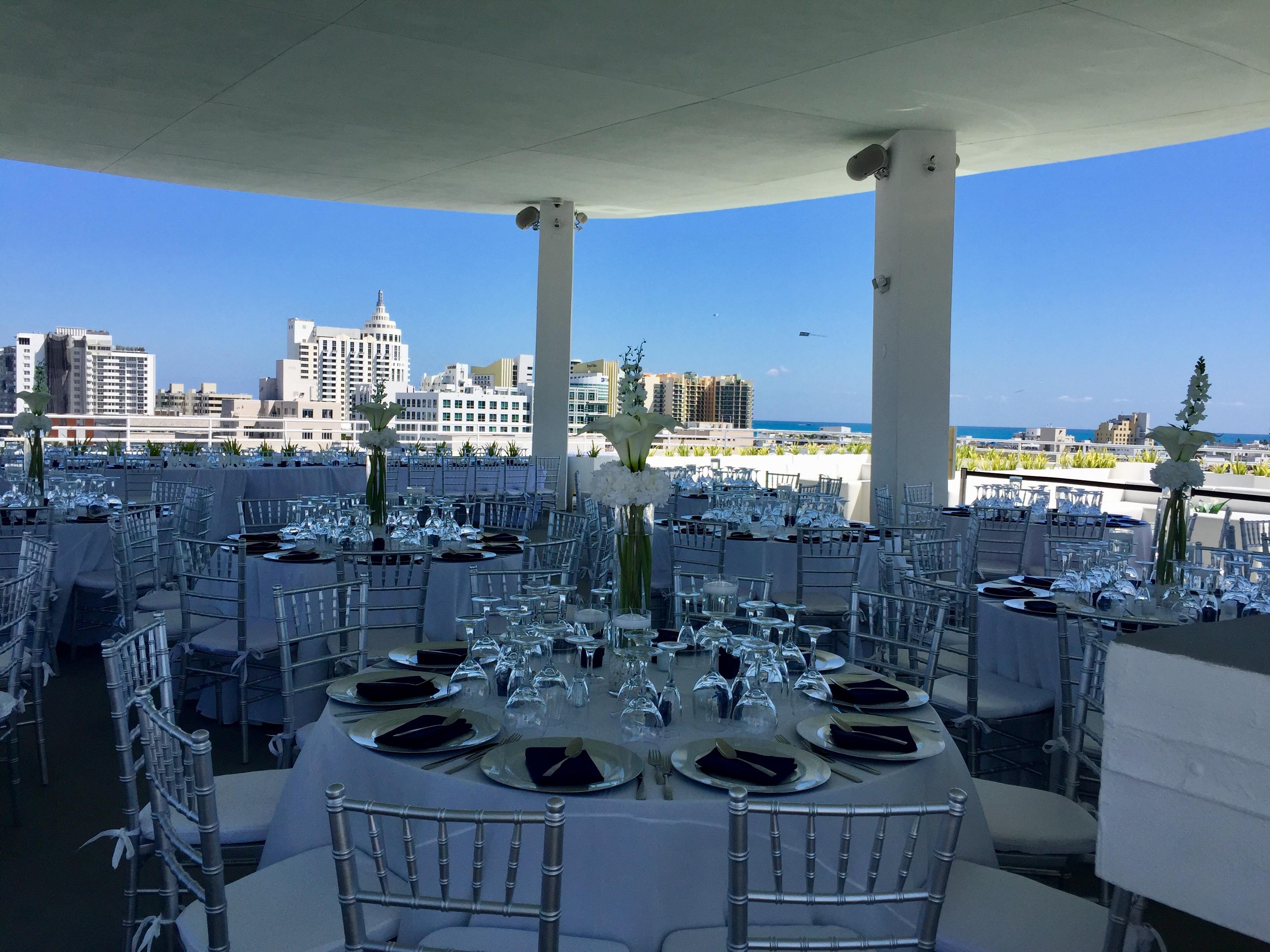 Skydeck Wedding Venue in South Florida  PartySpace
