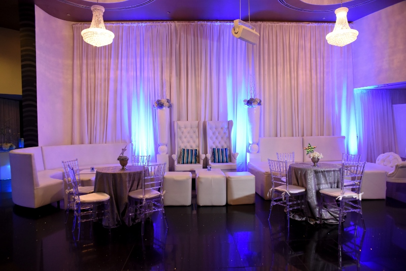 Aqua Reception Hall Wedding Venue in South Florida
