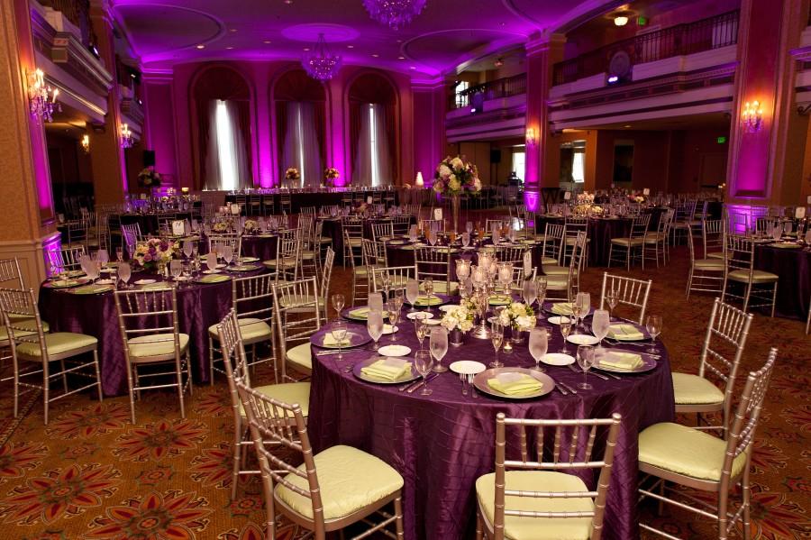 Lord Baltimore Hotel Calvert Ballroom in Baltimore