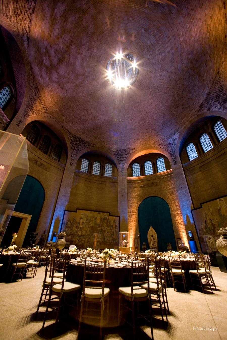 Penn Museum Wedding Venue in Philadelphia  PartySpace