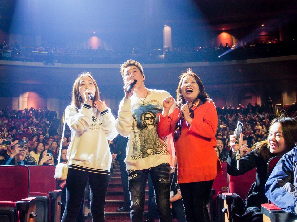 陶喆音樂旋風襲捲北美 征服滿座歌迷