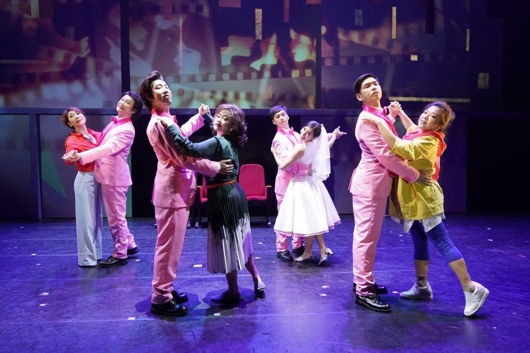 春河劇團經典歌舞劇《愛情哇沙米》 剖析都會男女必修課題