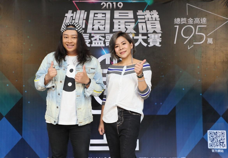江美琪、賴銘偉代言歌唱比賽 演唱撇步不藏私