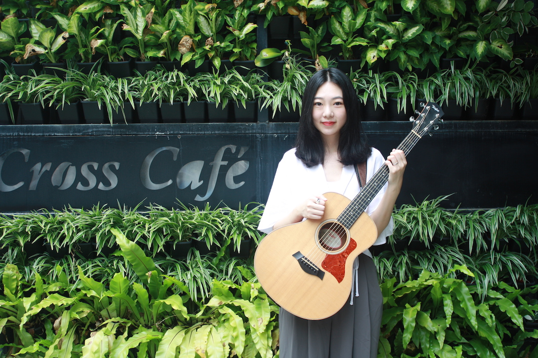 洪安妮發行新單曲 被網友稱為小陳綺貞