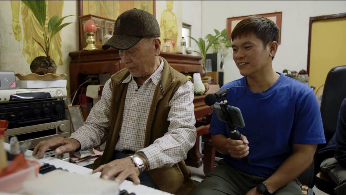 舒米恩尋台灣節奏源頭 資深音樂製作人揭山地歌后50年前錄音秘辛